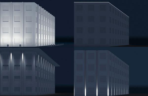 مدلهای نورپردازی