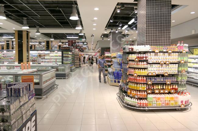 سقف سوپر مارکت