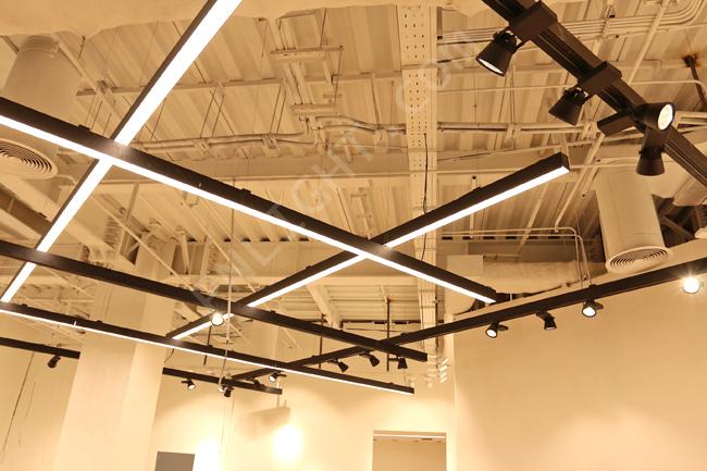 نورپردازی مدرن